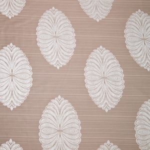 Medallion - Silver Taupe