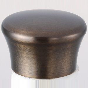 End Cap-Bronze